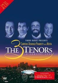 The Three Tenors in Concert. Pavarotti, Domingo, Carreras and Mehta