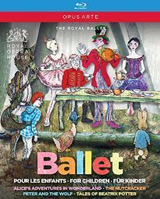 Ballet For Children (4 Blu-Ray) (Blu-ray)