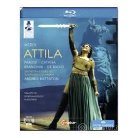 Giuseppe Verdi. Attila (Blu-ray)