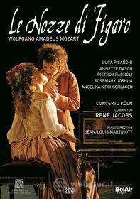 Wolfgang Amadeus Mozart - Le Nozze Di Figaro (2 Dvd)