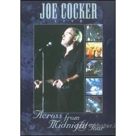 Joe Cocker. Across From Midnight Tour. Live in Berlin