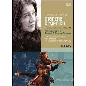 Martha Argerich. A Piano Evening With Martha Argerich