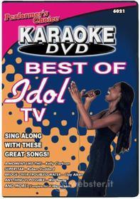Karaoke: Best Of Idol Tv