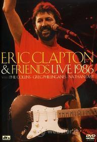 Eric Clapton - Eric Clapton & Friends Live 1986