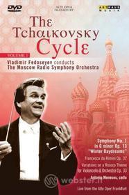 The Tchaikovsky Cycle Vol. 1. Symphony No. 1 - Rococo Variations