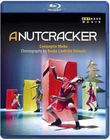Pyotr Ilyich Tchaikovsky - A Nutcracker - Tchouda Bouba Landrille Coreog (Blu-ray)