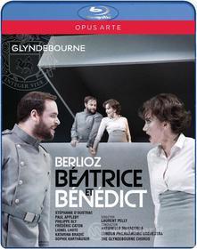 Hector Berlioz - Beatrice Et Benedict (Blu-ray)