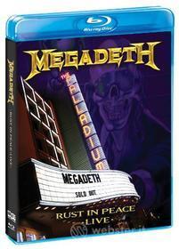 Megadeth - Rust In Peace Live (Blu-ray)