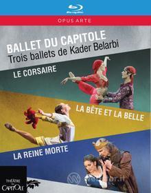 Ballet Du Capitole - Trois Ballets De Kader Belarbi (3 Blu-Ray) (Blu-ray)