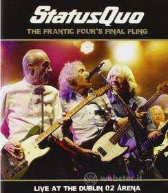 Status Quo - Frantic Four's Final (2 Blu-Ray) (Blu-ray)