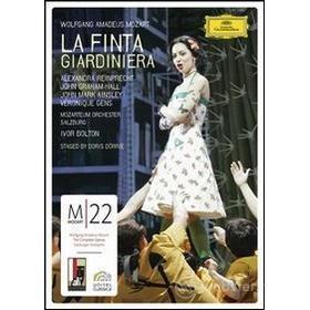 Wolfgang Amadeus Mozart. La finta giardiniera (2 Dvd)