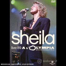 Sheila - Live 89 A L'Olympia