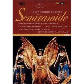 Rossini Gioacchino. Semiramide (2 Dvd)