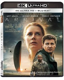 Arrival (Blu-Ray 4K Ultra HD+Blu-Ray) (2 Blu-ray)