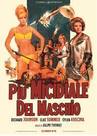 Piu' Micidiale Del Maschio (Restaurato In 4K)