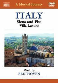 A Musical Journey. Italy. Siena, Pisa e Villa Luxoro