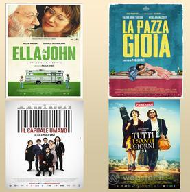 Paolo Virzi' Collection (4 Blu-Ray) (Blu-ray)