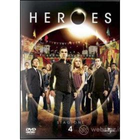 Heroes. Stagione 4 (5 Dvd)
