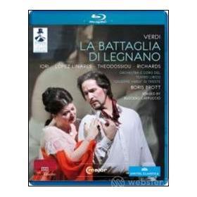 Giuseppe Verdi. La battaglia di Legnano (Blu-ray)