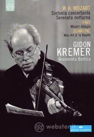 Gidon Kremer Plays Mozart, Part and Schnittke