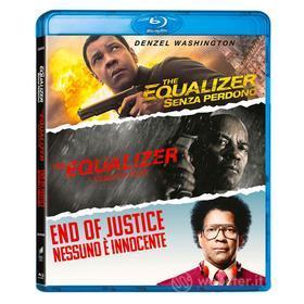 Denzel Washington Collection (3 Blu-Ray) (Blu-ray)