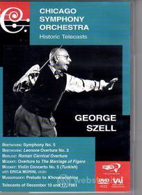Chicago Symphony Orchestra - Historic Telecasts - George Szell