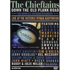 The Chieftains. Down The Old Plank Road