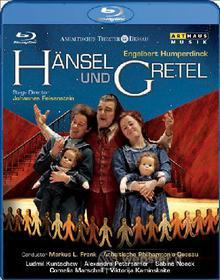 Engelbert Humperdinck. Hänsel e Gretel (Blu-ray)