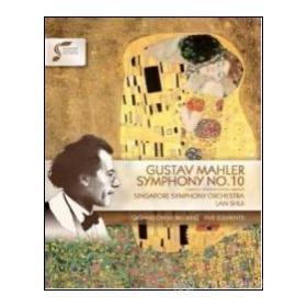 Gustav Mahler. Symphony No. 10. Clinton Carpenter completion (Blu-ray)