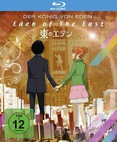 Eden Of The East - Der K?Nig Von Eden Bd - Eden Of The East Bd - Der K?Nig Von Eden (Blu-ray)