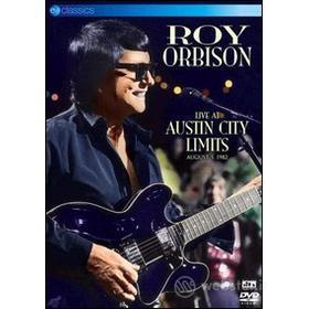 Roy Orbison. Live At Austin City Limits. August's 1982