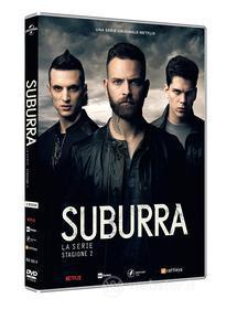 Suburra - Stagione 02 (3 Dvd)
