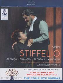 Giuseppe Verdi. Stiffelio (Blu-ray)