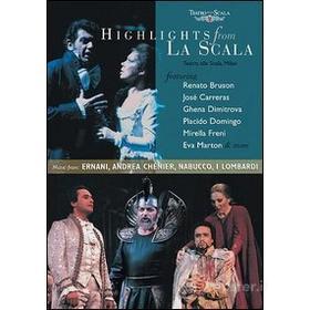 Highlights From La Scala. Selezione di arie dal Teatro La Scala