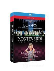 Claudio Monteverdi - L'Orfeo, L'Incoronazione Di Poppea (2 Blu-Ray) (Blu-ray)