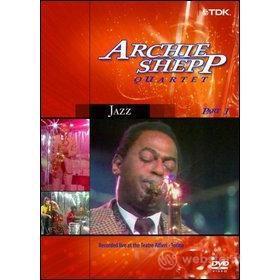 Archie Shepp. Quartet. Part 1
