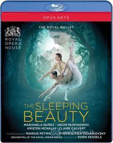 Pyotr Ilyich Tchaikovsky - Sleeping Beauty (Blu-ray)