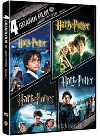 Harry Potter. 4 grandi film. Vol. 1 (Cofanetto 4 dvd)