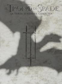 Il Trono Di Spade - Stagione 03 (Ltd) (6 Dvd)