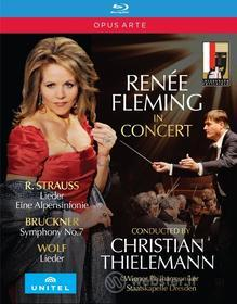Renee Fleming And Christan Thielemann In Concert (2 Blu-Ray) (Blu-ray)