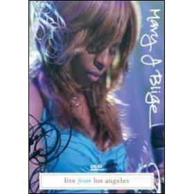 Mary J. Blige. Live from Los Angeles