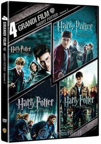 Harry Potter. 4 grandi film. Vol. 2 (Cofanetto 4 dvd)