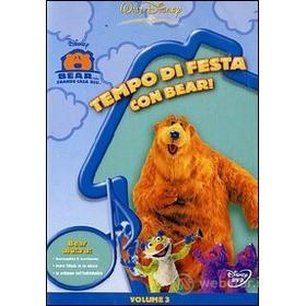 Bear nella grande casa blu. Tempo di festa con Bear!