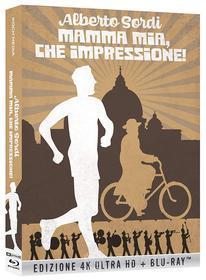 Mamma Mia, Che Impressione! (Blu-Ray 4K Ultra HD+Blu-Ray) (2 Blu-ray)