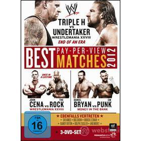 Best Of Ppv Matches 2012 (3 Dvd)