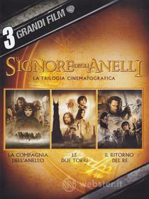 Il Signore degli anelli. Trilogia (Cofanetto 3 dvd)