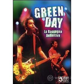 Green Day. La rassegna definitiva (3 Dvd)