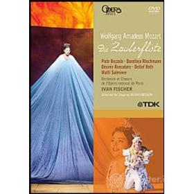 Wolfgang Amadeus Mozart. Die Zauberflöte. Il flauto magico