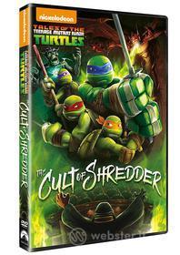 I Racconti Delle Teenage Mutant Ninja Turtles - The Cult Of Shredder