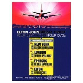 Elton John. Dream Ticket (4 Dvd)